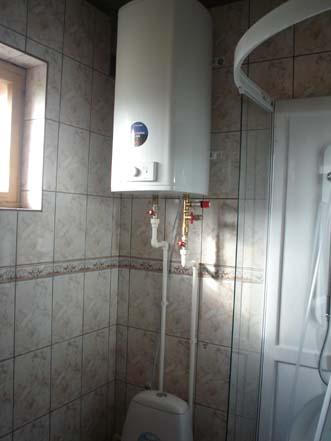 Водонагреватель установка в частном доме
