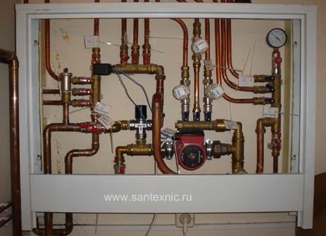 Расход газа на отопление дома 150